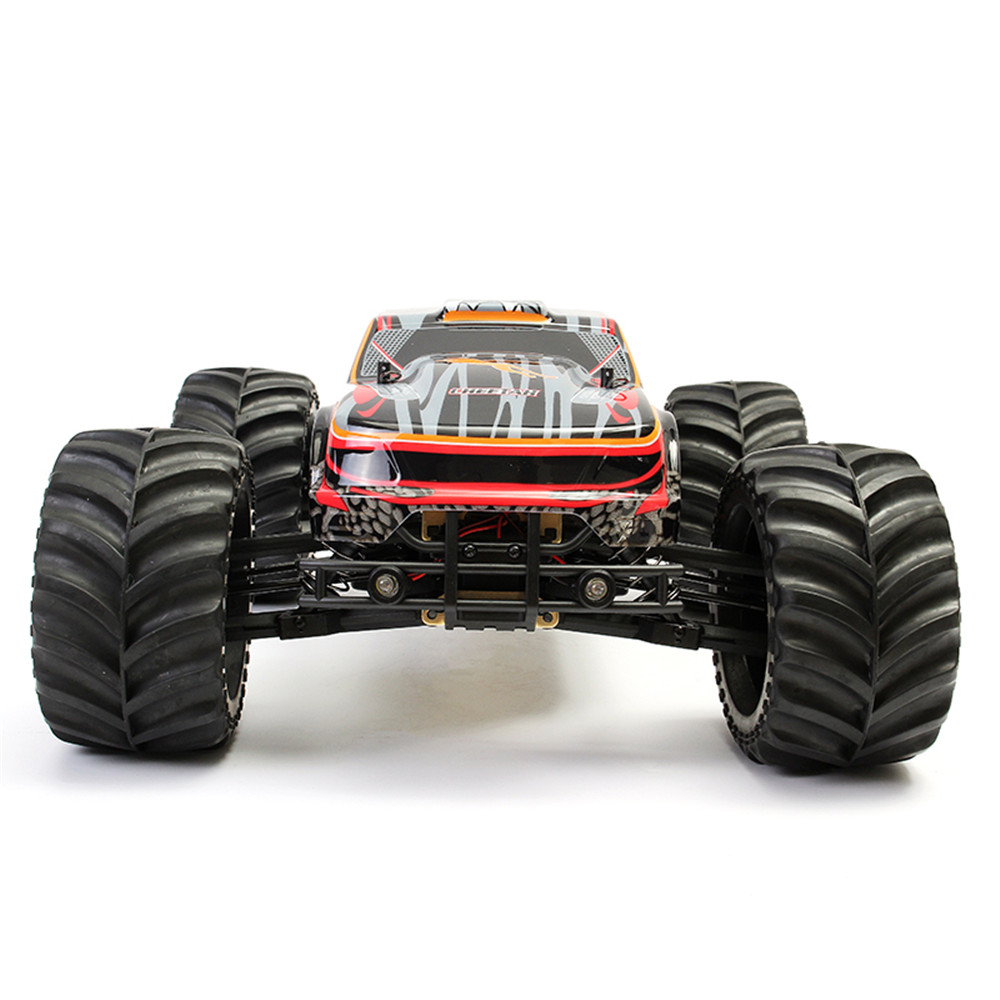 JLB 2 4G Racing CHEETAH 1/10 Brushless RC Car Monster Buggy 80A Trucks  11101 RTR With Battery