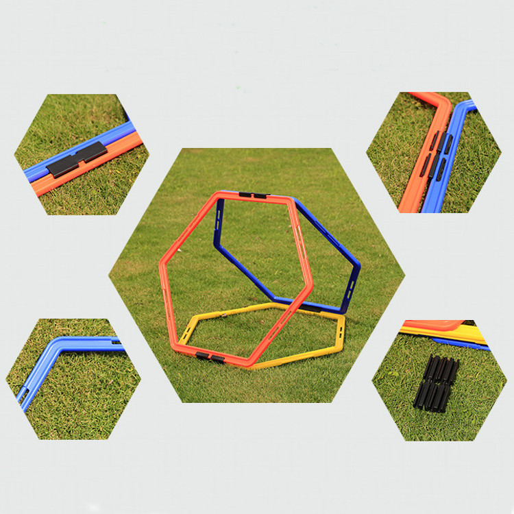 Hexagon Ring Round Track Practice ...