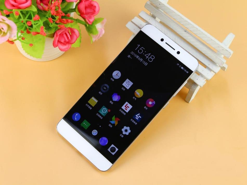 LeEco Coolpad Cool1 Dual 5,5 Polegadas 3GB RAM 32GB ROM Snapdragon 652 Octa-core Smartphone