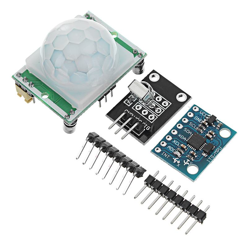 Geekcreit Mega 2560 - The Most Complete Ultimate Starter Kits For Arduino based boards 3