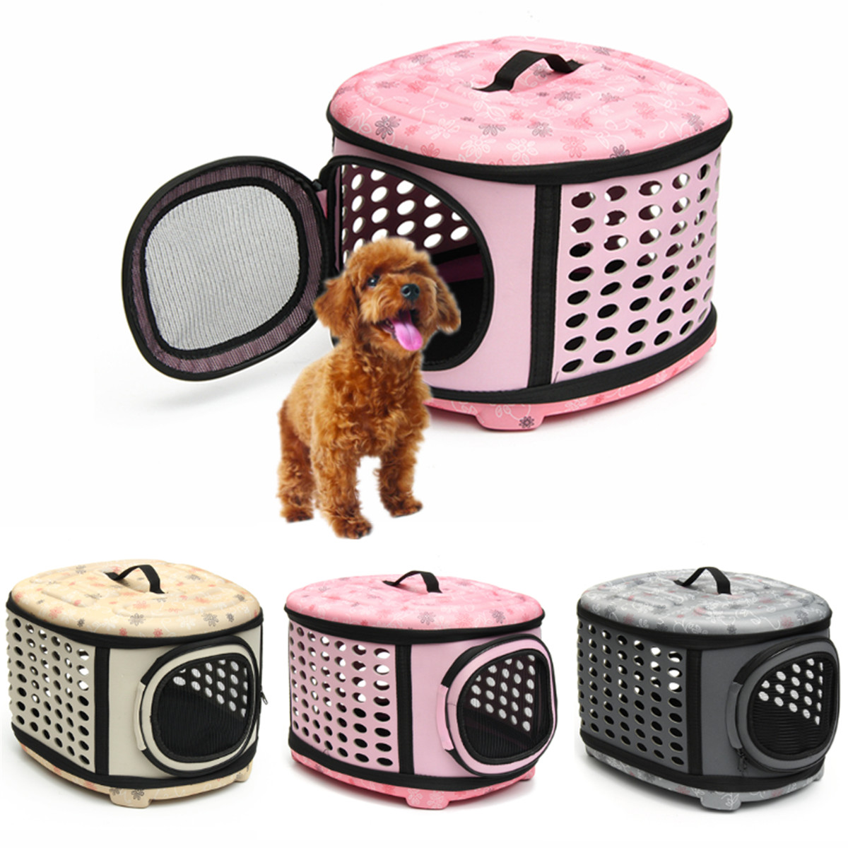 portable pet crates dogs