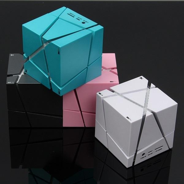 Многоцветные Фонари портативные моды bluetooth беспроводная стерео спальня света
