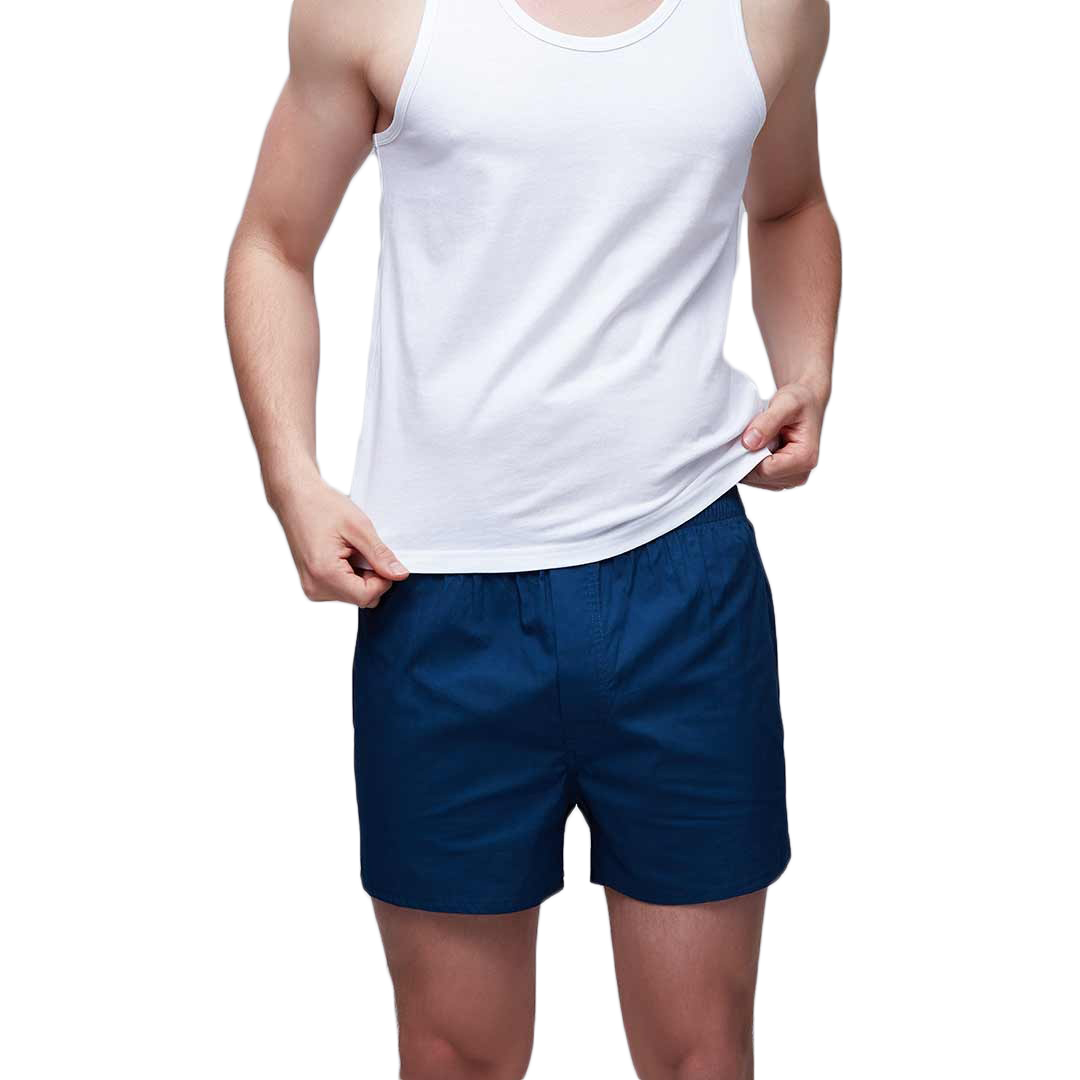 COTTON SMITH 100% Cotton Sports Fitness Shorts Skin-Friendly Quick-Drying Casual Beach Shorts From Xiaomi Youpin