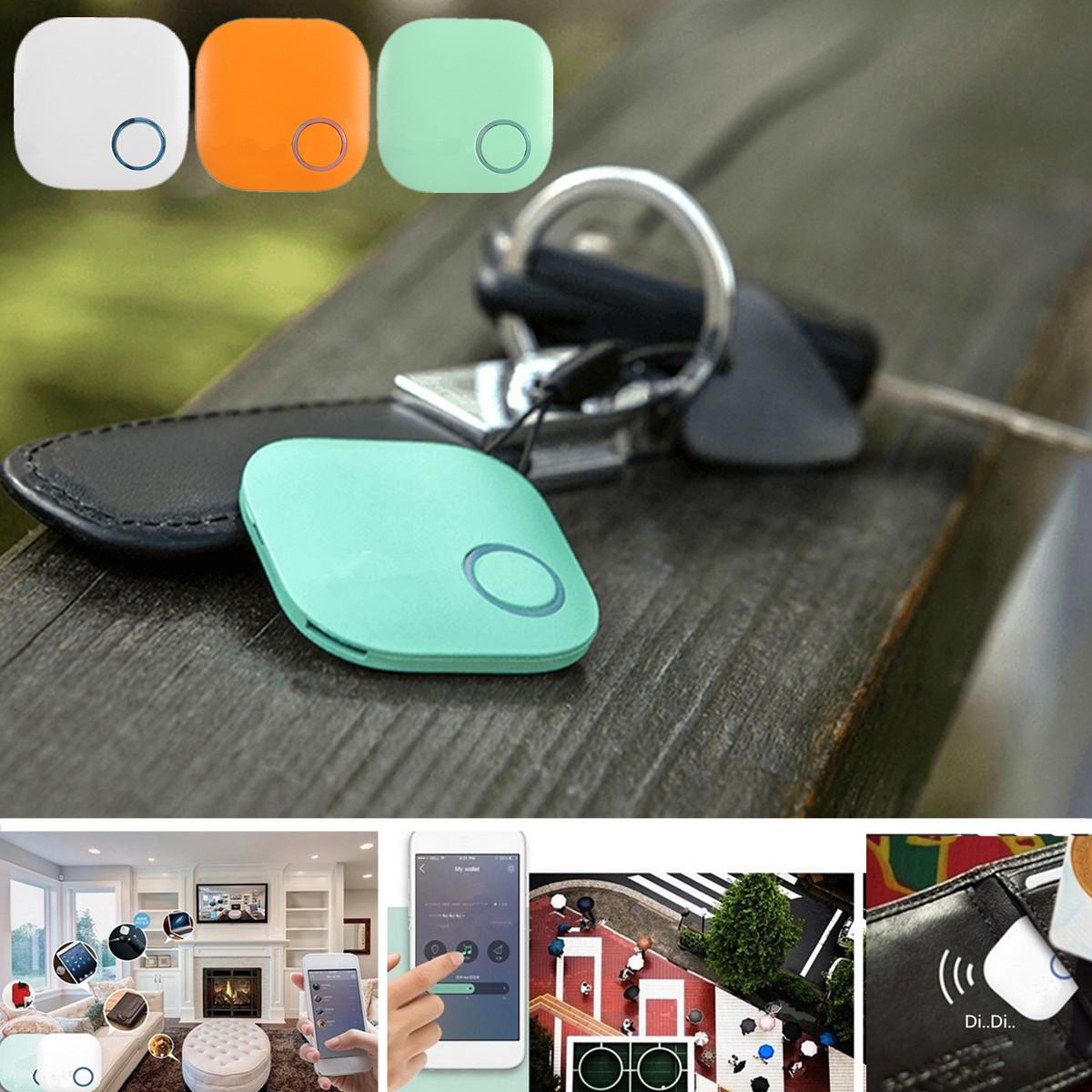Bluetooth 4.0 Anti-Потерянная Tracker Keyfinder Locator для IOS системы Android
