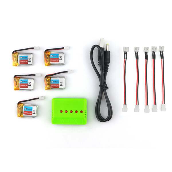 5PCS Eachine E010 3.7V 150mAh ...
