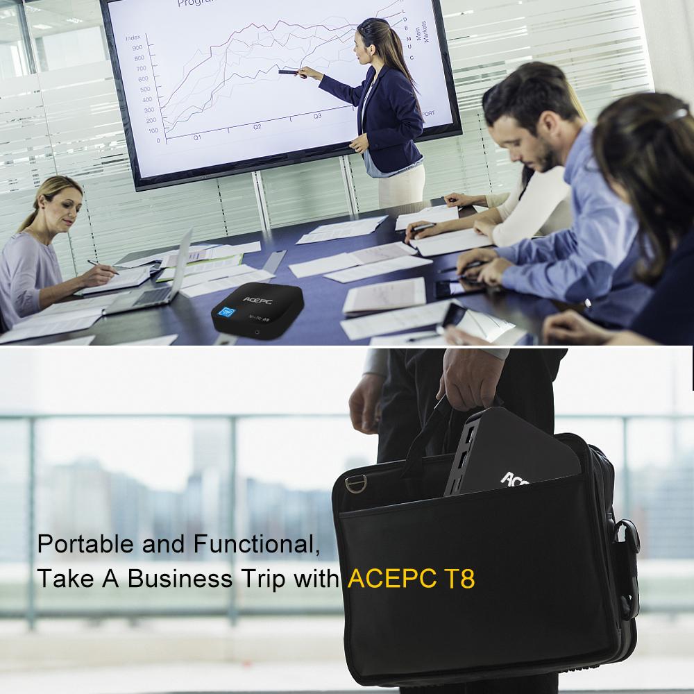 Acepc T8 Auto Power On