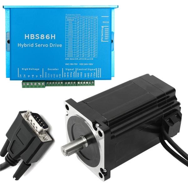 ЧПУ HSS86 Гибридный драйвер с замкнутым контуром