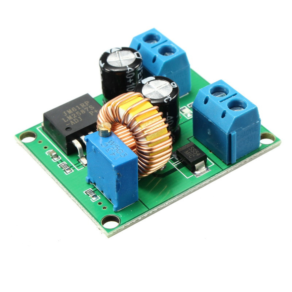 3pcs DC-DC 3V-35V To 4V-40V Step Up Power Module Adjustable Boost Converter  Adjustable Voltage Board