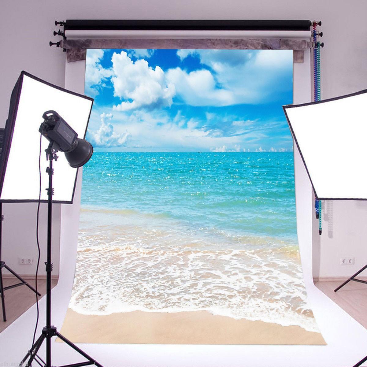галерея где стоят фоны для фотографий натяжных стен