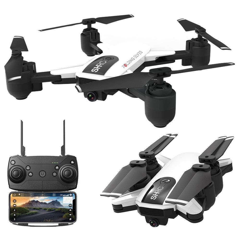 SHRC H1G 1080P 5G WiFi FPV GPS Follow Me RC Drone Quadcopter RTF