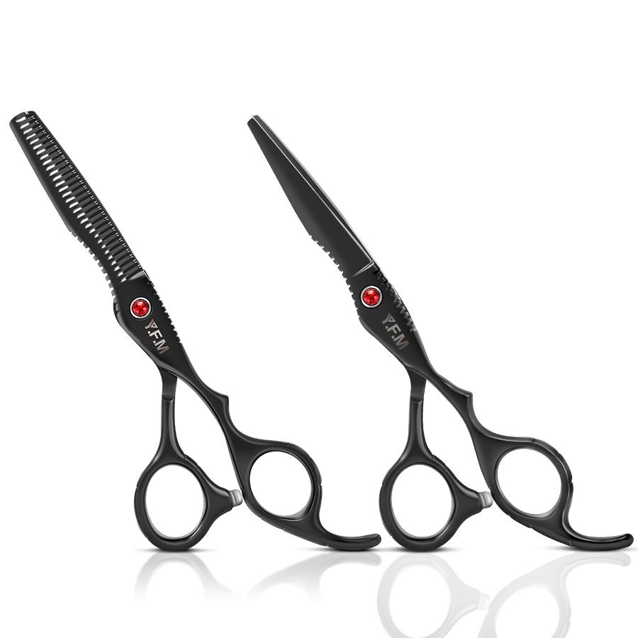 YFM®6Cr6-дюймовыйсалонизнержавеющей стали Волосы Ножницы
