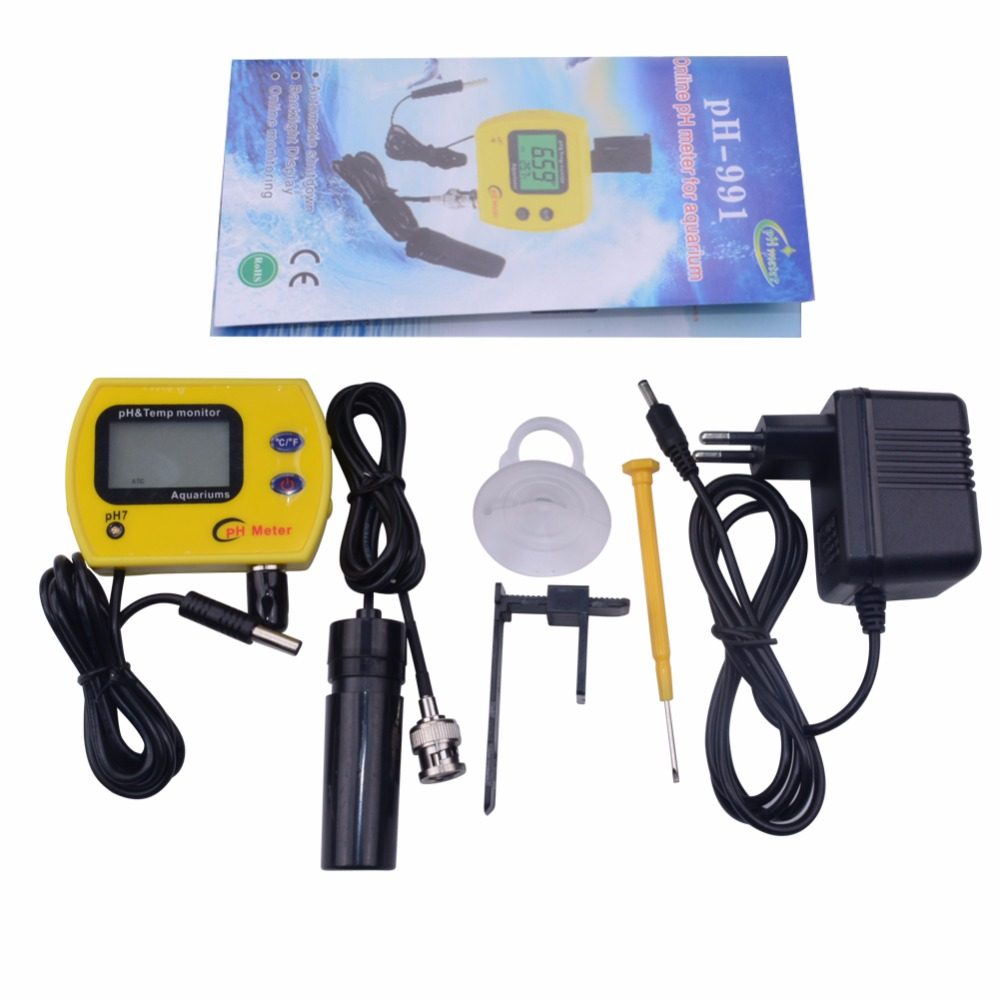 Other Toys Ph 991 Ph Meter With Backlight Tester Durable