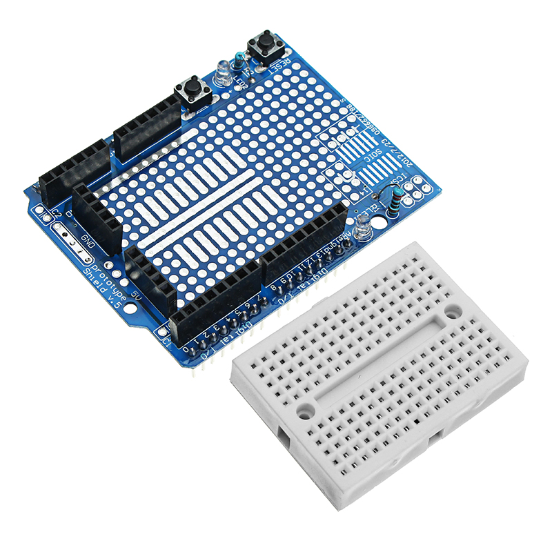 Super Project UNO R3 Starter Kit With Relay Jumper Breadboard LED SG90  Servo For Arduino
