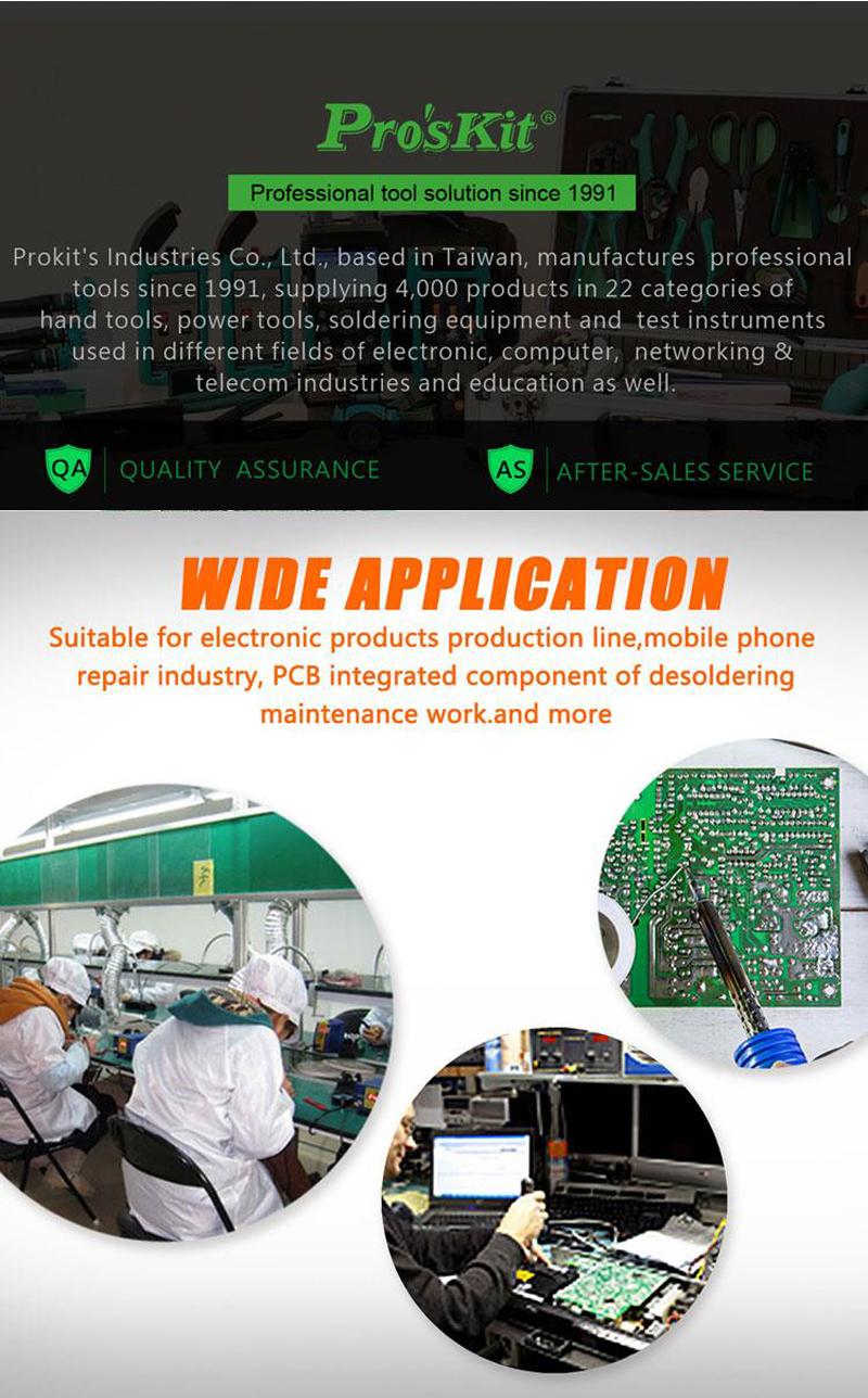 8fe9dc85 f35c 4597 9ac8 8adfd36b5fa4 Pro'sKit SS-331H Electric Solder Sucker Desoldering Device