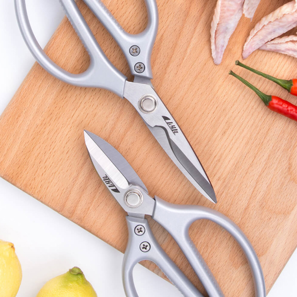 LIREN Life Stainless Steel Scissors Kitchen Scissor Multipurpose Shears  Tool for Chicken Poultry Fish Meat Vegetables Herbs BBQ From Xiaomi Youpin