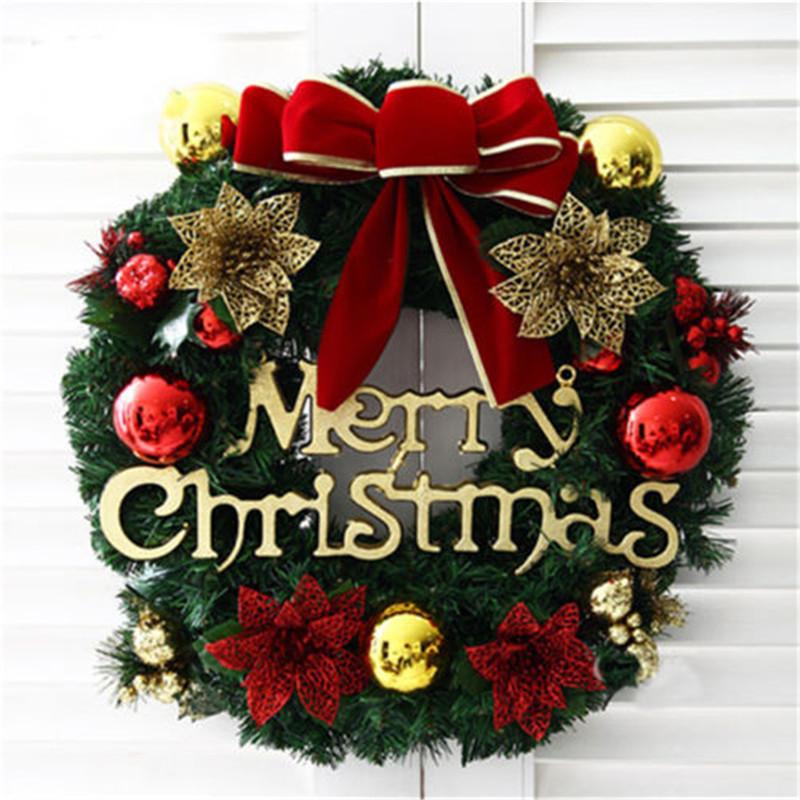 Рождественскийпраздниквенокдвериукрашениеукрашение гирлянды рождественский колокол фото