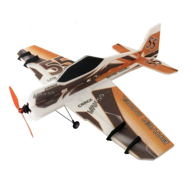 YAK55 800mm Wingspan 3D Aerobatic EPP F3P RC Airplane KIT