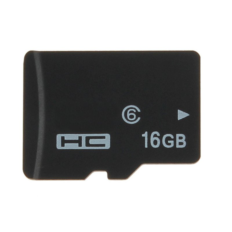 16GB High Speed Storage Flash Memory Card TF Card for Cell Phone MP3 MP4 Camera