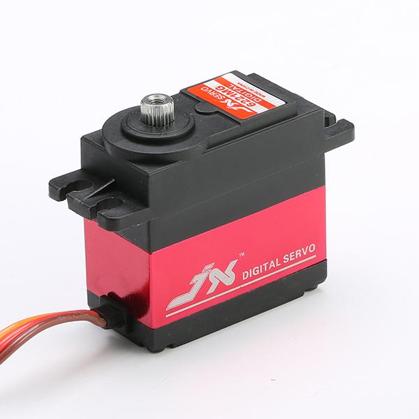 JX PDI-6221mg 20кг большой крутящий момент стандарт цифровой сервопривод на 360 градусов против часовой стрелки