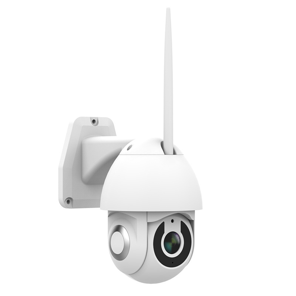 Bakeey V380 1080P 355° PTZ Outdoor Smart IP Camera Outdoor Onvif TF Card Cloud Storage IP66 Waterproof Speed Dome Monitor Security Camera System