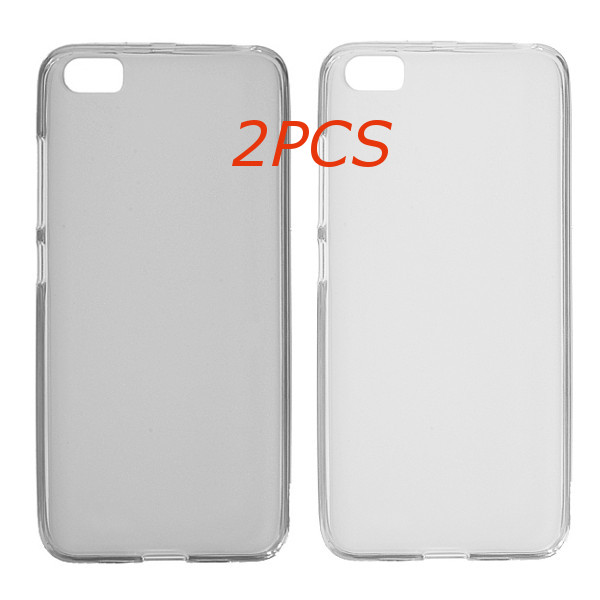 2PCS Ultra Thin Clear Translucent ...