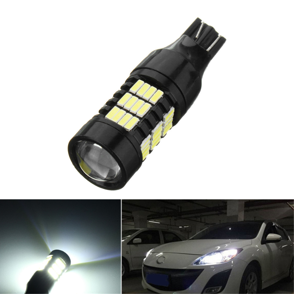 1Pcs T15 LED Car Backup Reverse Lights Wide Fog L