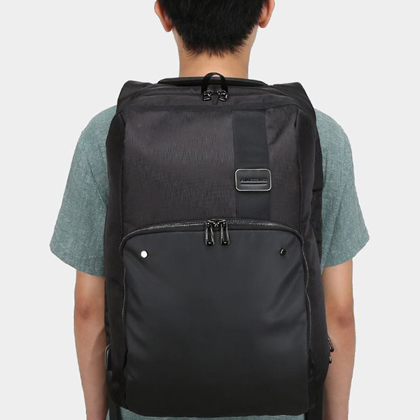 KINGSONS For 15''17'' Laptop Casual Water Resistant Backpack