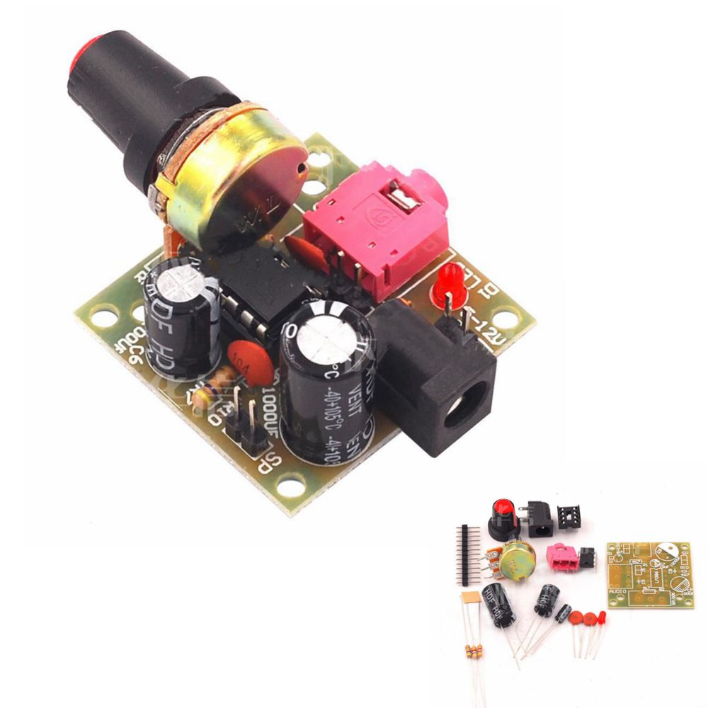 ICL8038 5-12V DC Low-frequency Signal Source Generator
