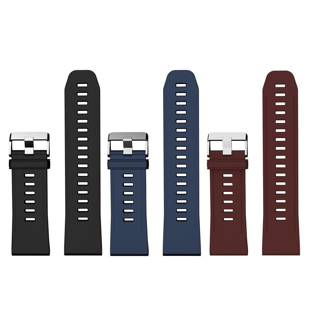 LOKMAT25ммТПУWatchСтандартыУниверсальный спортивный ремешок для часов Замена для LOKMAT Smart Watch