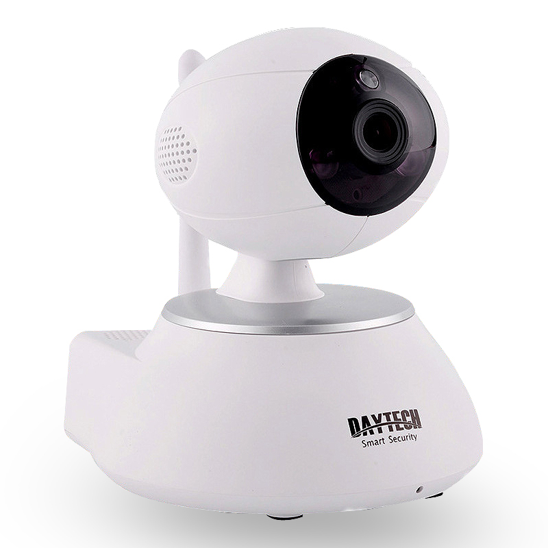 DAYTECH DT-C8818 IP Camera 720P Night Vision Audio Recording Security System P2P Wi-fi Network H.264 CMOS Monitor