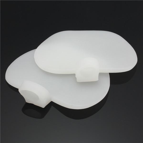 Мягкие силиконовые накладки подушки носочной защищают кожу протектор плюсневой обуви стельки уходу за стопой