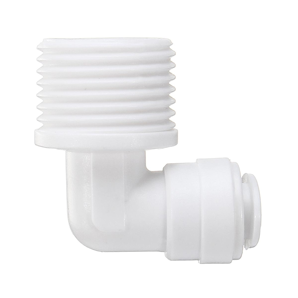 1/4 1/2 дюймов RO Grade L Тип Фитинги для быстрого подключения воды Трубы для водных фильтров