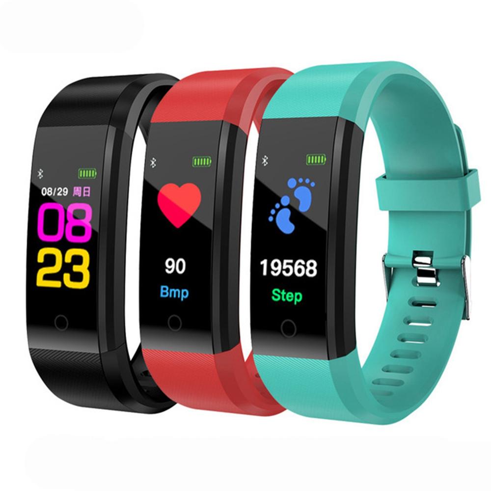 Bakeey B05 0,96 дюймов TFT Цвет Дисплей Смарт-браслет Сердце Рейтинг артериального давления Монитор Спортивные часы