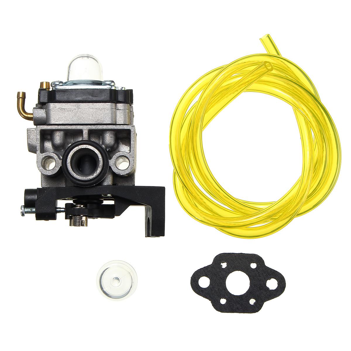 Carburetor Oil Cup Fuel Pipe Engine Gasket Kit For Honda GX25 GX25N GX25NT FG110