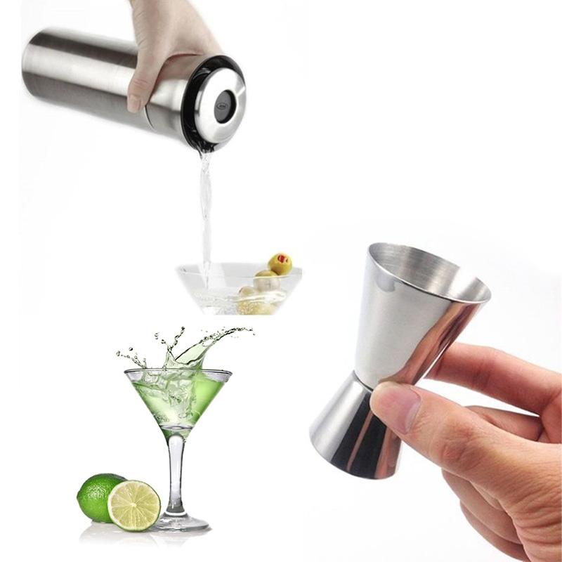 Питьевоймешокчашкикоктейль-дробилкаодиночныйдвойной выстрел короткий нержавеющей стали дух партии вина