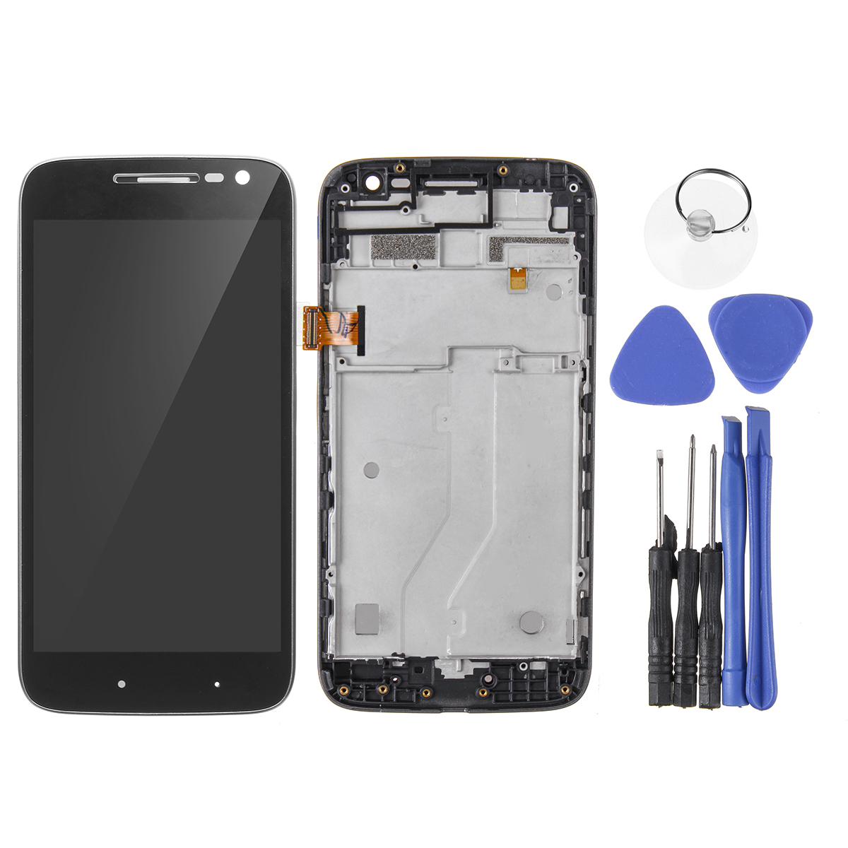 LCD Display + Touch Screen Digitizer Replacement With Repair Tools For Motorola Moto G4 Play XT1607 XT1601 XT1609