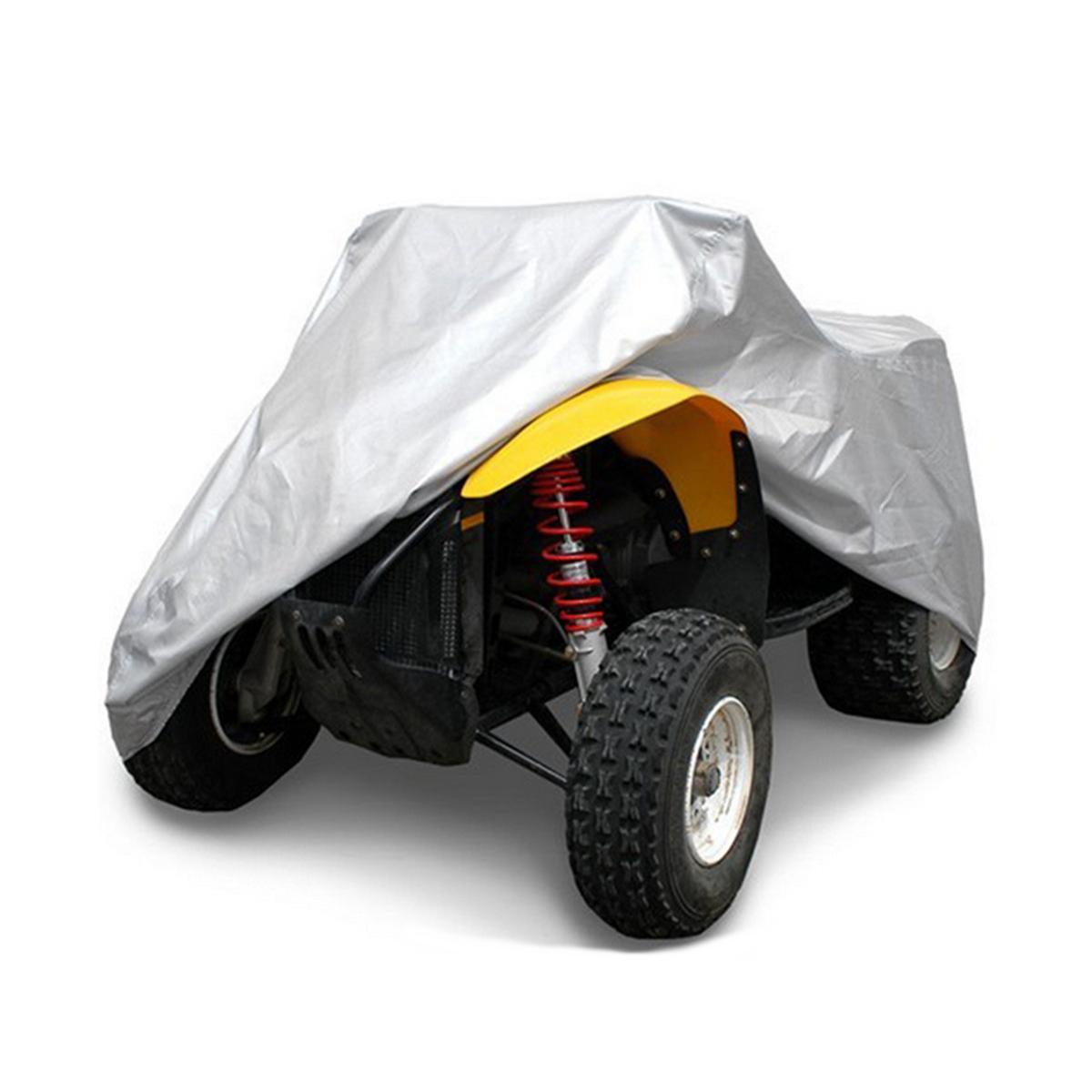Квадроцикл трактор АТВ чехол анти-уф дождь водонепроницаемый уф теплозащитной XL