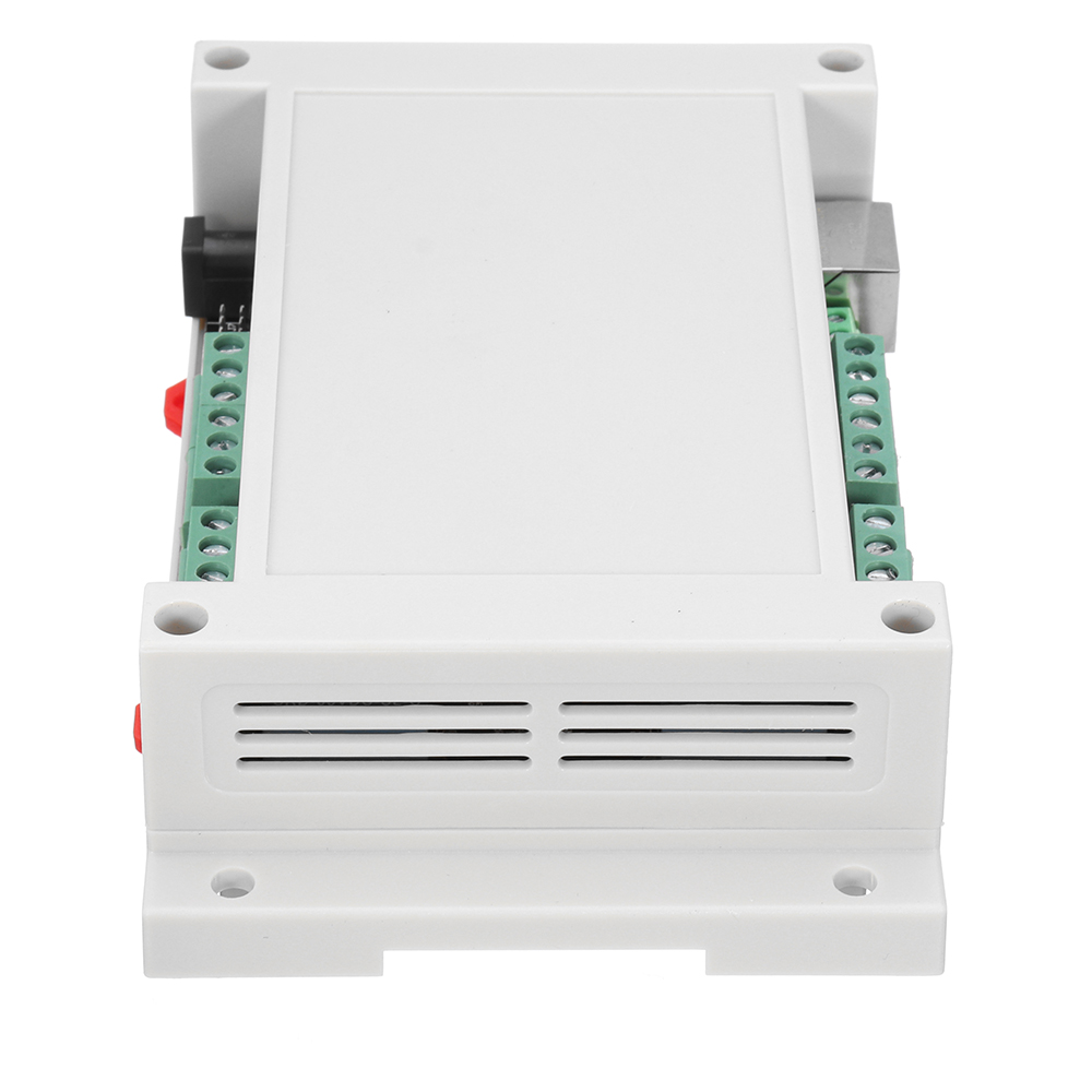 RJ45 TCP/IP WEB Remote Control Board With 8 Channels Relay Integrated  250VAC 485 Networking Controller