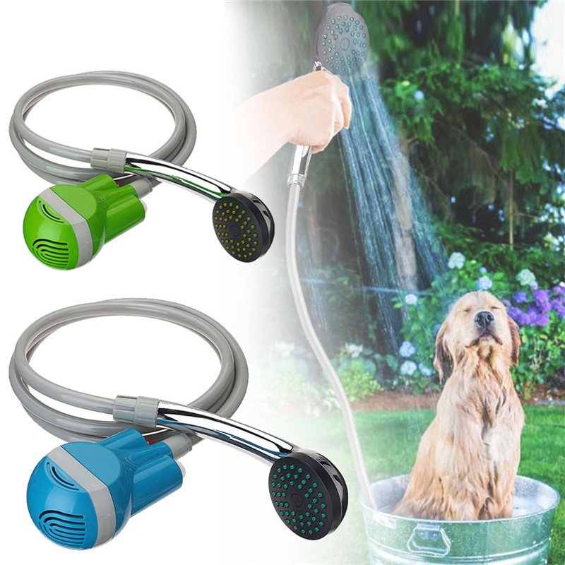 IPRee® Portable USB Rechargeable Shower Water Pump