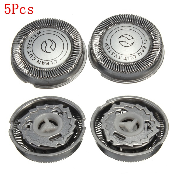 5Pcs Electric Shaver Razor Replacement Head Blade Network For Philips Norelco HQ40 HQ46 HQ48