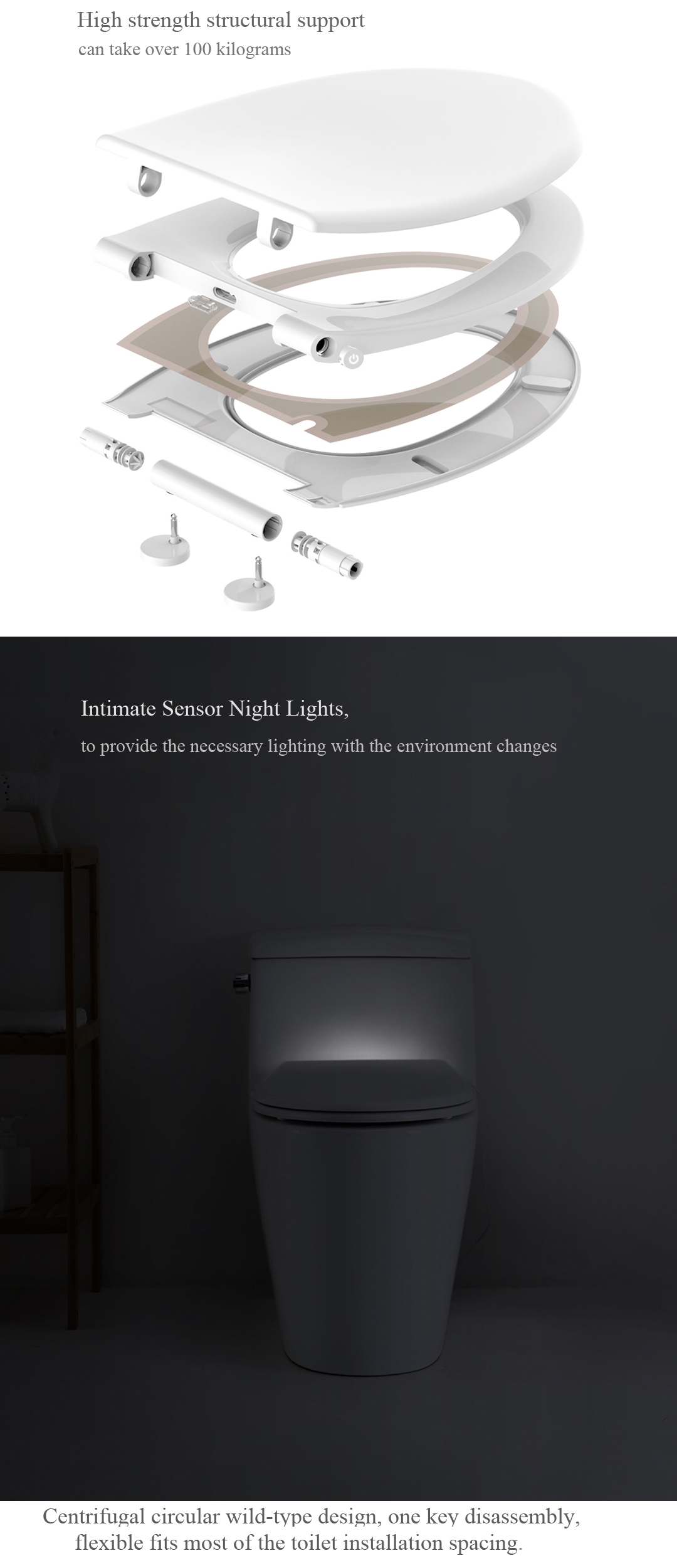 Awe Inspiring Heating Warm Electric Toilet Seat Covers For Closestool Ntc Temperature Control System From Xiaomi Youpin Beatyapartments Chair Design Images Beatyapartmentscom