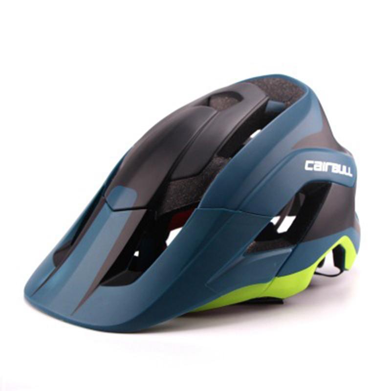 CAIRBULL 54-62 см Сверхлегкий шлем Велоспорт Велосипедный шлем Спортивный полукруг Горный велосипедный шлем фото