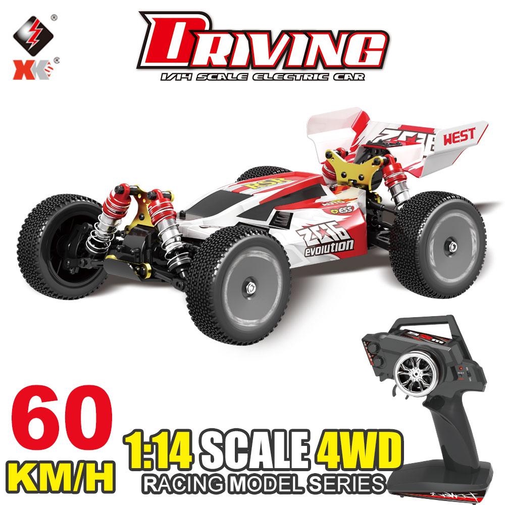 a12a1917 9267 438e 8e0a 7a95e6cbcf10 Wltoys 144001 1/14 2.4G 4WD High Speed Racing RC Car Vehicle Models 60km/h Two Battery 7.4V 2600mAh