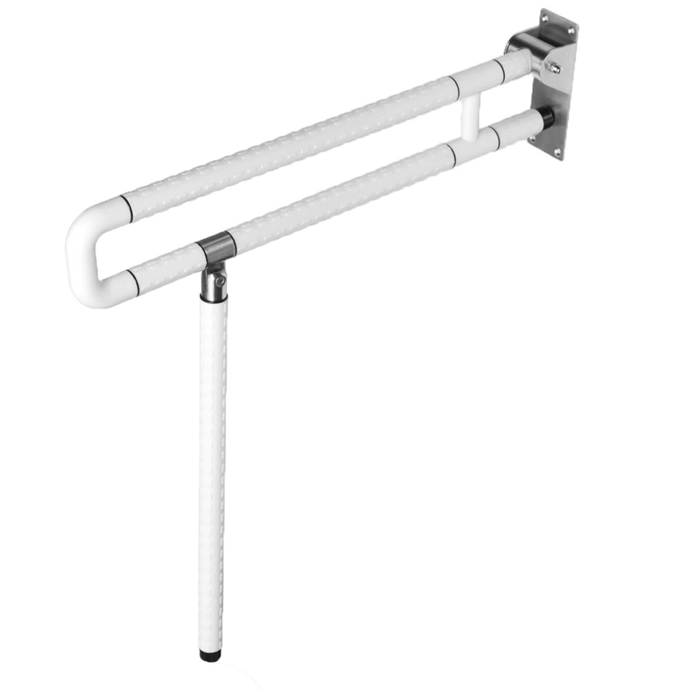 Washing room handrail with Holder