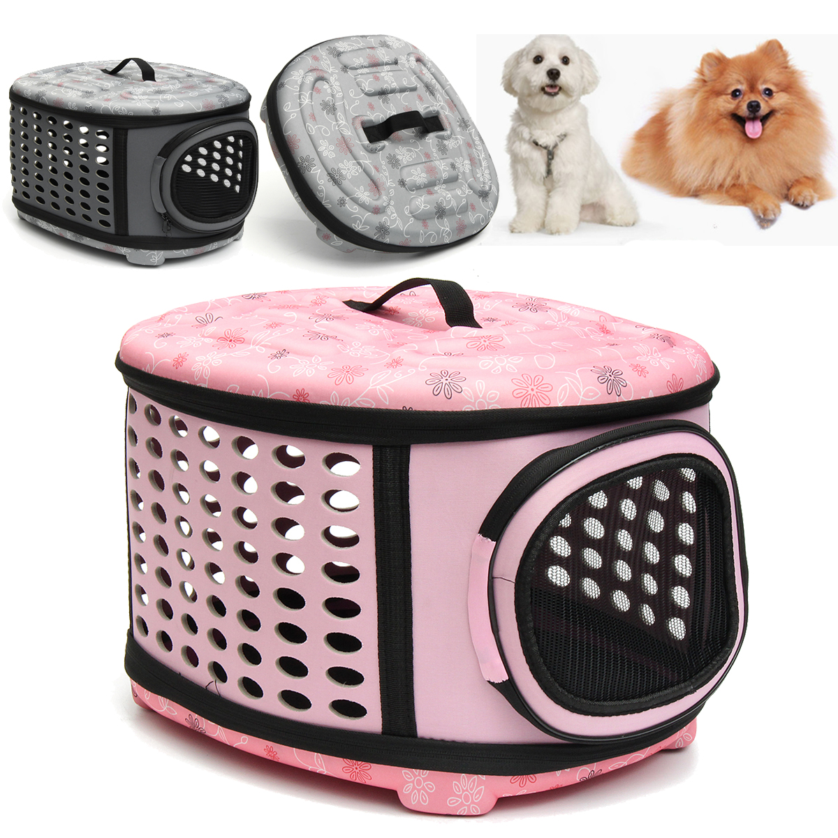 pet gear 36 travel lite portable soft pet crate