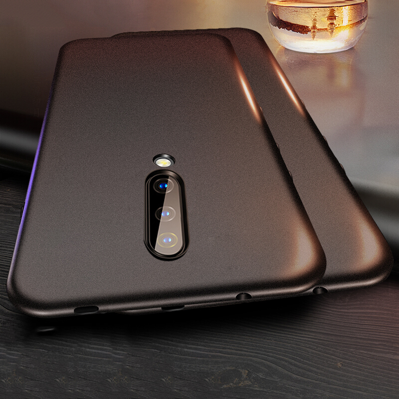 Bakeey Ultra-thin Matte Soft TPU Protective Case For OnePlus 7 Pro