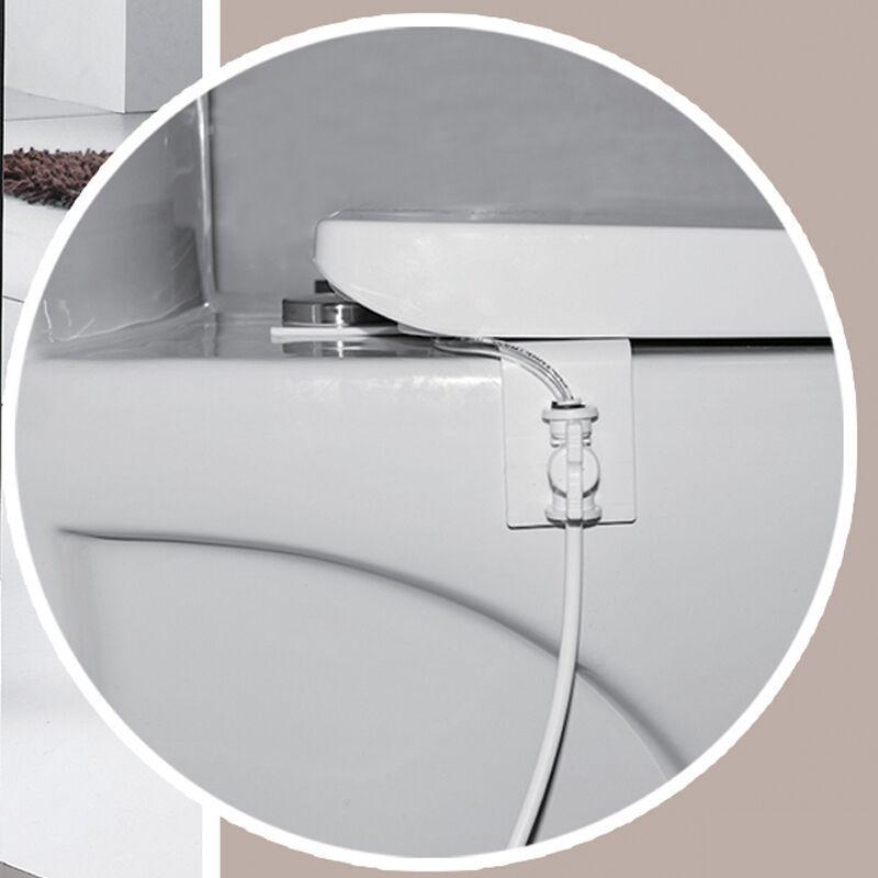 Honana Home Bathroom Universal Type Simple Using Toilet