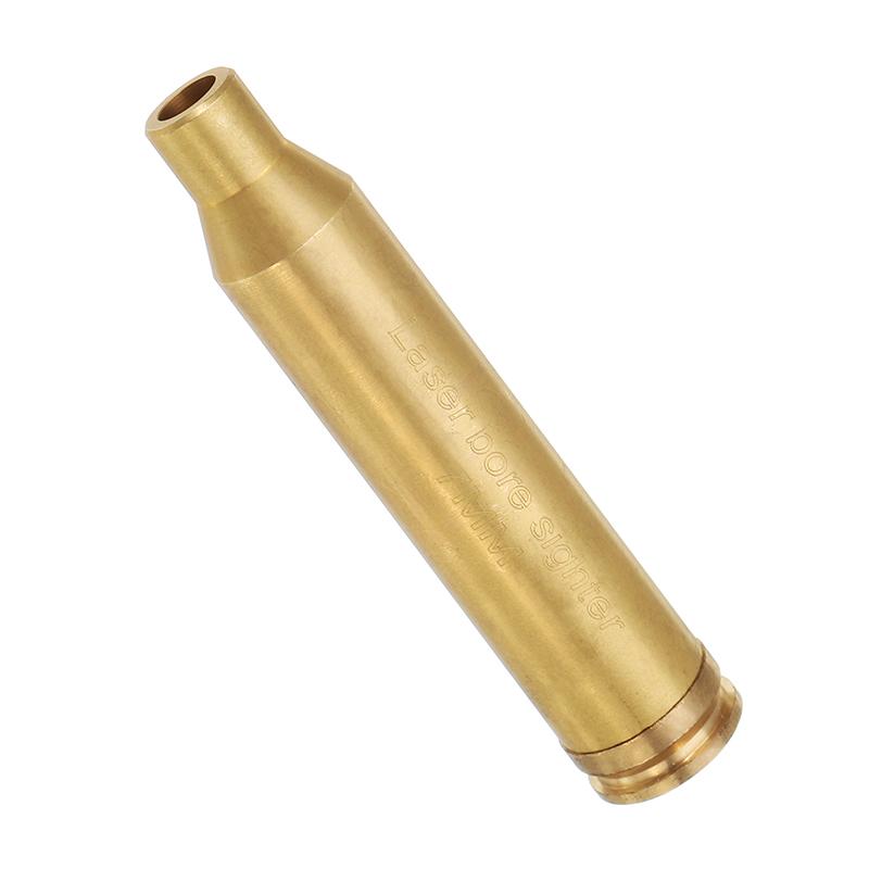 CAL 7MM Лазер Плоскость отверстий для красных точек