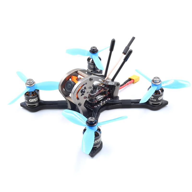 GEPRC Sparrow V2 MX3 139mm FPV Racing RC Drone w/ F4 20A BLHeli_S 48CH Runcam Micro Swift BNF PNP