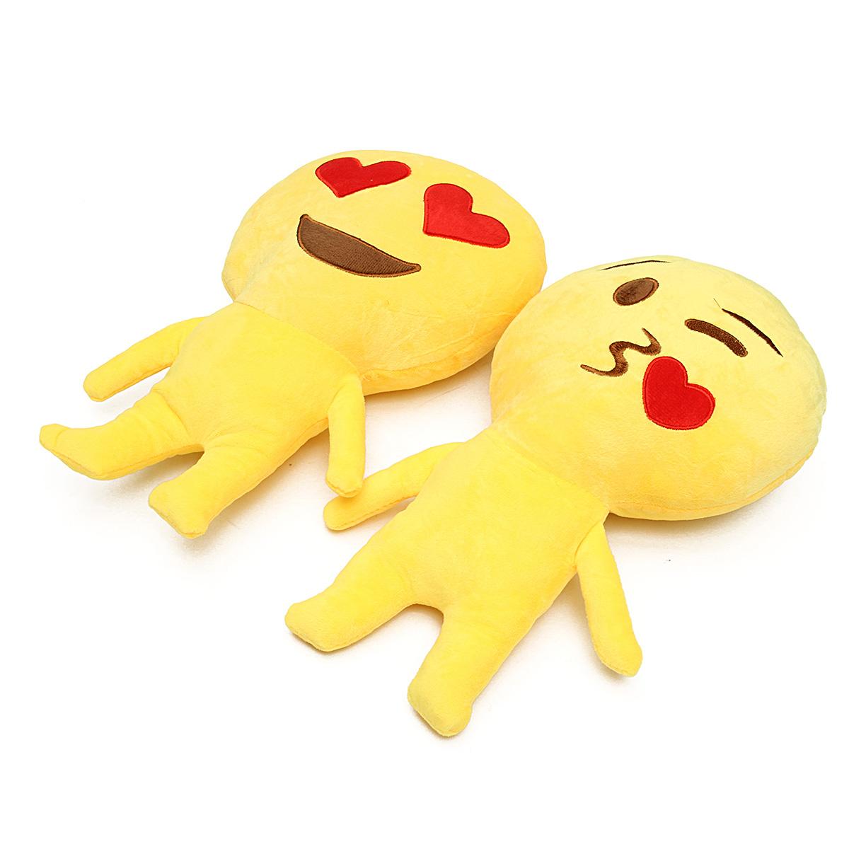 Details About Cute Emoji Poo Throw Pillows Cushion Stuffed Plush Doll Toys Home Sofa Decor